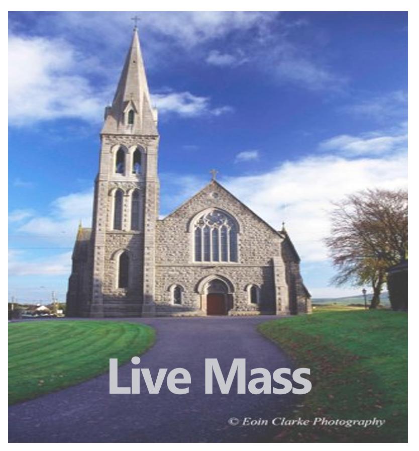 live mass